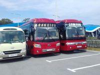 Комфортные автобусы для трансфера
